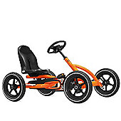 Berg Toys Ride On Kids Buddy Go Kart - Orange