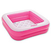 Play Box Baby Paddling Pool- Pink - 57100