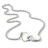 "Sterling Silver - Neckpiece Chain - 17"" / 43cm"