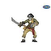 Zombie Pirate - Pirates & Corsiars - Papo