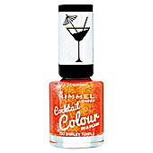Rimmel COCKTAIL COLOUR NAIL POLISH - SHIRLEY TEMPLE