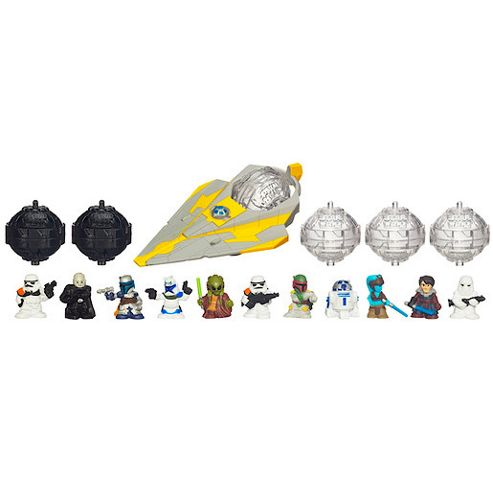 Star Wars Fighter Pods 12 Figures - Pack 1