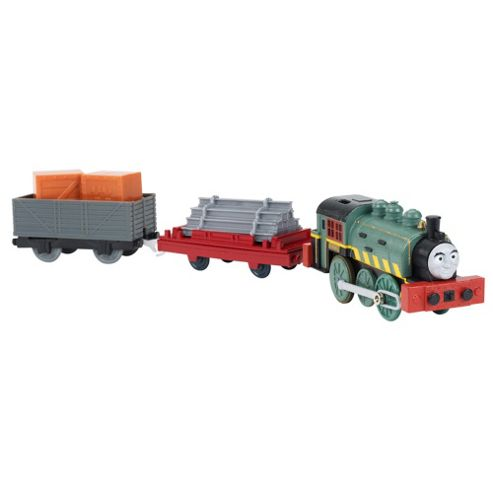 Thomas & Friends Trackmaster Engine Thrills and Spills Porter