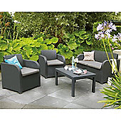 Keter Allibert Carolina Lounge Set