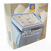 Gedeo Baby Memories kit - blue