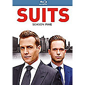 Suits Season 5 Blu-ray