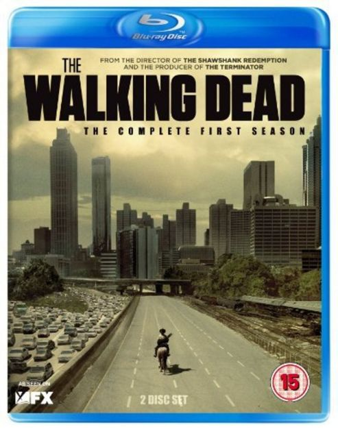 The Walking Dead - Series 1 - Complete (Blu-Ray Boxset)