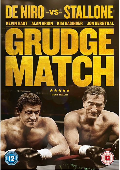 Grudge Match (DVD)
