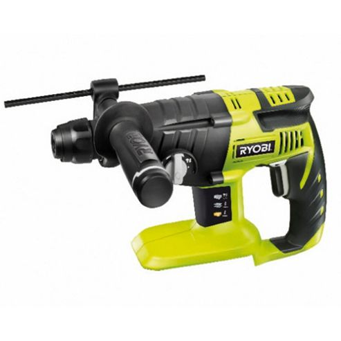 Ryobi RYBCRH1801M crh 1801m 18 volt sds plus hammer drill bare unit