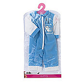 Dolls World 20cm Outfit - Little Sheep Baby Grow