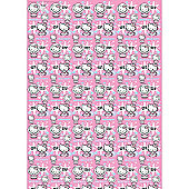 Hello Kitty Rollwrap - 4m x 70cm