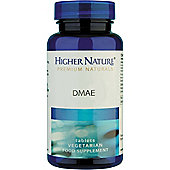 Higher Nature DMAE 60 Veg Tablets