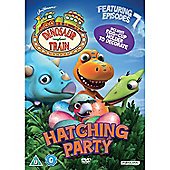 Dinosaur Train Hatching Party