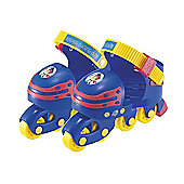 Jake and the Neverland Pirates 2 In 1 Quad Skates