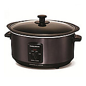 Morphy Richards 48703 Sear & Stew 3.5L Capacity Slow Cooker in Black