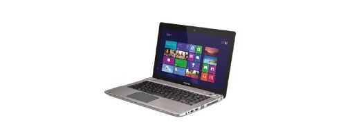 Toshiba Satellite P845T-108 (14 inch) Ultrabook Core i3 (3217U) 1.8GHz 4GB 500GB WLAN BT Webcam Windows 8 64-bit (Intel HD Graphics 4000)