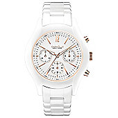 Caravelle New York Melissa Ladies Chronograph Watch - 45L144