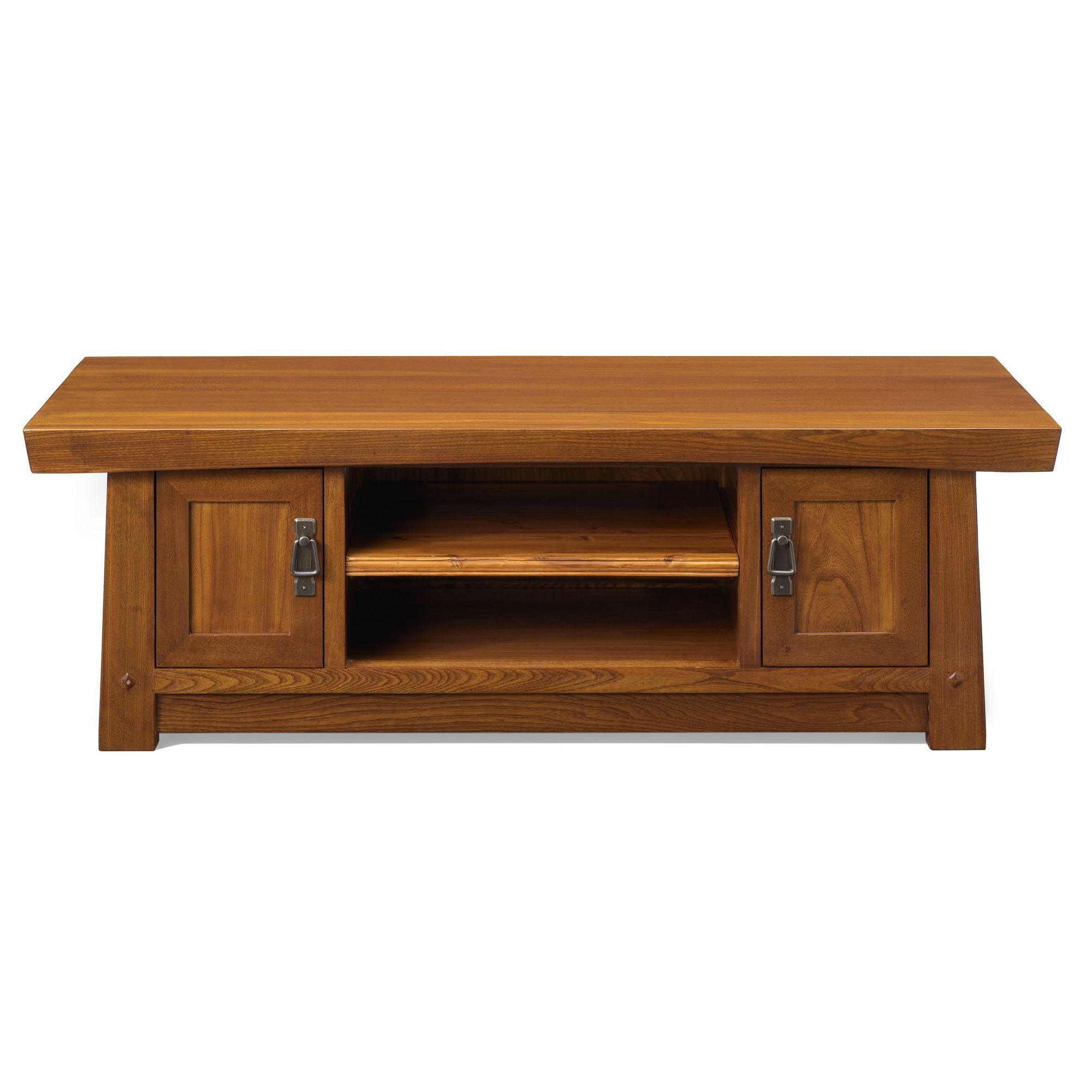 Shimu Asian Contemporary Low TV Cabinet at Tescos Direct