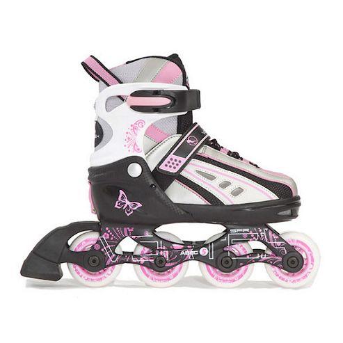 Vortex Inline Skates Pink Size 3-6