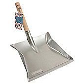 Bentley Galvanised Shovel