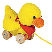 Heimess 860400 Pull Along Soft Duck