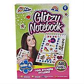Grafix Glitzy Notebook