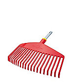 WOLF-Garten Leaf Rake 42cm for use with Multi-change Handles
