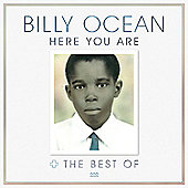 Billy Ocean Here You Are: Best Of Billy Ocean (2CD)