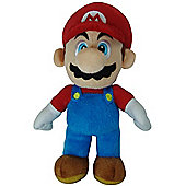 "Official Nintendo Super Mario Plush Series Stuffed Toy - 9"" Mario"