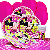 Minnie Mouse Party Pack For 8