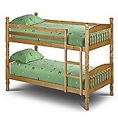 Pine Bunk Bed - 90cm