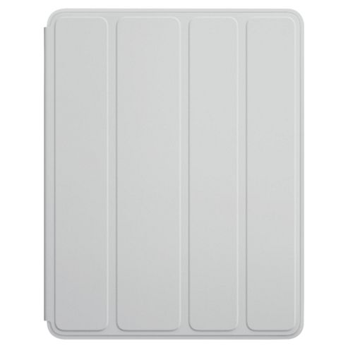 iPad Smart Case - Polyurethane - Light Grey