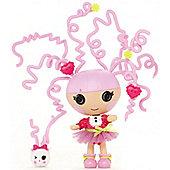 Lalaloopsy Littles Silly Hair Doll - Trinket Sparkles - MGA