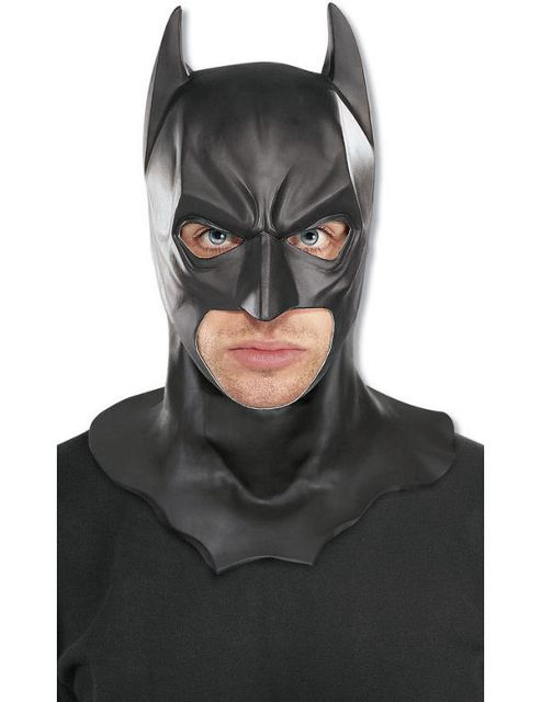 The Dark Knight Rises Batman Mask