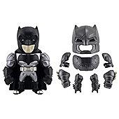 "Metals Die Cast 6"" Armored Batman"
