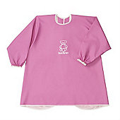 BabyBjorn Eat and Play Smock (Pink)