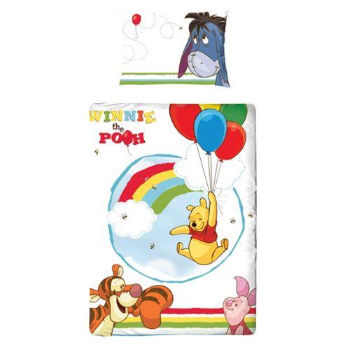 Winnie the Pooh Junior Duvet Set