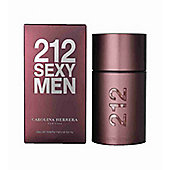 Carolina Herrera 212 Sexy Men 50ml Eau de Toilette Spray