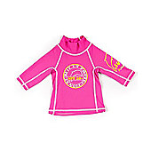 Jakabel Baby UV Sun Protection Top - Pink - Pink
