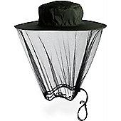 Lifesystems Midge / Mosquito Head Net Hat Black