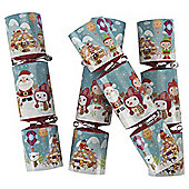 Tesco Chilly Game Christmas Crackers, 6 Pack