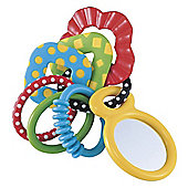 Early Learning Centre Linky Teether And Mirror