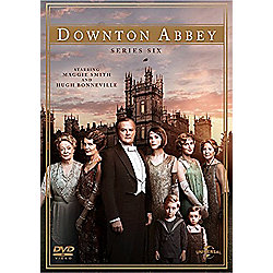 Downton Abbey Season 6 DVD