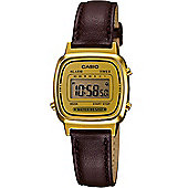 Casio Ladies Casio Watch LA670WEGL-9EF