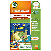 LeapFrog LeapReader Junior Book:  Toddler Milestone Box Set