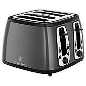 Russell Hobbs 19163 4 Slice Toaster - Grey