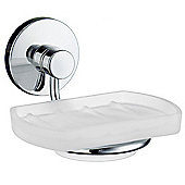 Smedbo Studio Soap Dish - Polished Chrome