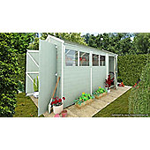 BillyOh 5000 Gardeners Retreat 12 x 6 Premium Tongue and Groove Apex Shed