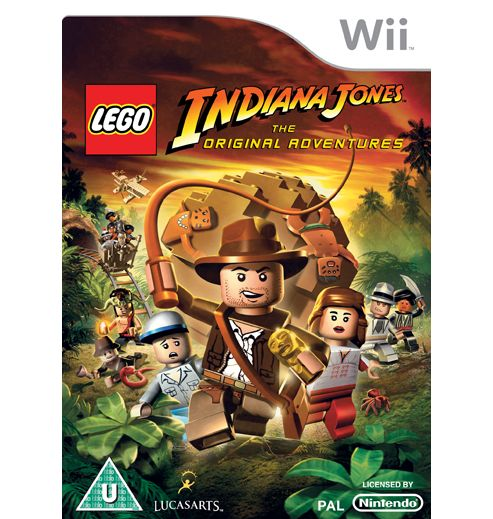 Lego Indiana Jones - The Original Adventures