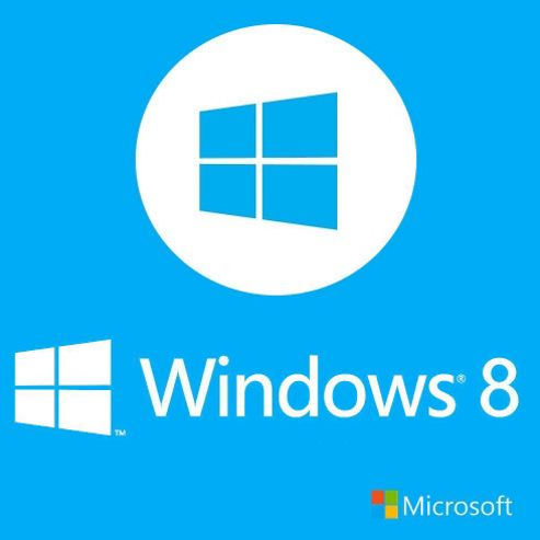 OEM: Microsoft Windows 8 (32-bit) English International (DVD)